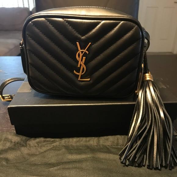 24f7571fb1 Yves Saint Laurent Lou Belt Bag